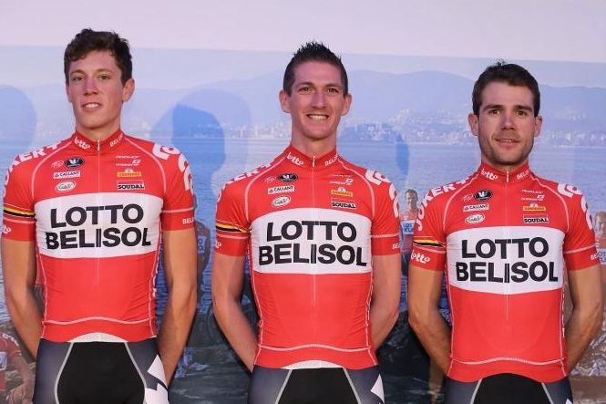 lotto belisol cycling team