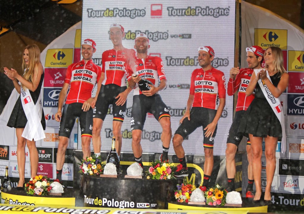 © Photonews (Twitter Lotto Soudal)